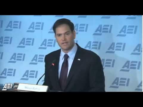 Rubio: Obama Foreign Policy a 'Riddle'