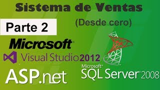 Sistema De Ventas Visual Studio SQL Server 2008 (2-32