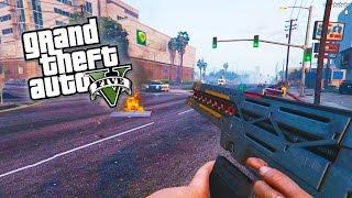 GTA 5 Next Gen Instantly Unlock The Railgun Glitch! (GTA