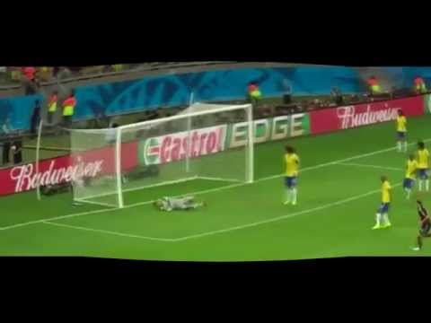 Brazil vs Germany 1-7 Full Highlights & Goals 08.07.2014 HD!