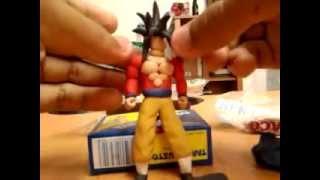 Tutorial : Como Hacer A Goku SS4 De Plastilina