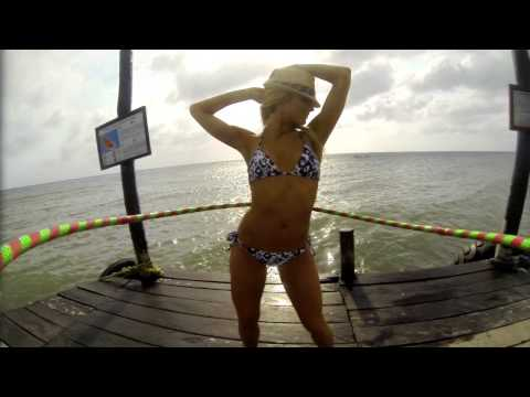 Dallas Cowboys Cheerleaders GoPro Hula Cam