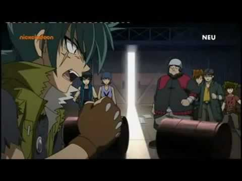 Beyblade Metal Fusion Folge 2 deutsch teil 2-2 - YouTube
