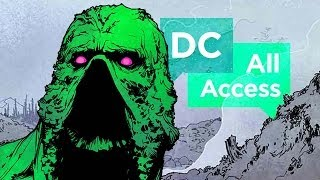 The Horror of Swamp Thing