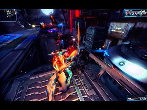 [Warframe: Gameplay]  Deception mission on Frost Frame (Internets Pron?)