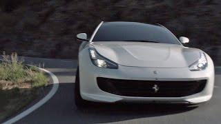 2017 Ferrari GTC4 Lusso T - OFFICIAL Trailer. YouCar Car Reviews.