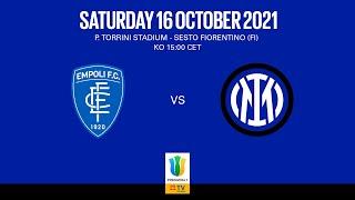 FULL MATCH | EMPOLI vs INTER U19 | PRIMAVERA 1 2021/22 ⚫🔵🇮🇹???