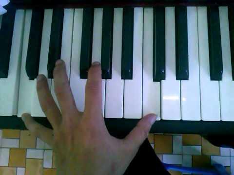 Huong dan piano rumba