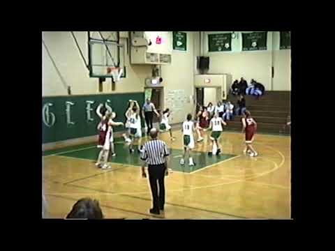 Chazy - Schroon Lake JV Girls  1-30-03