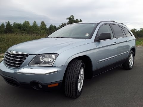 2006 CHRYSLER PACIFICA TOURING 65K LEATHER LOCAL TRADE 4 SALE WILSONCOUNTYMOTORS COM