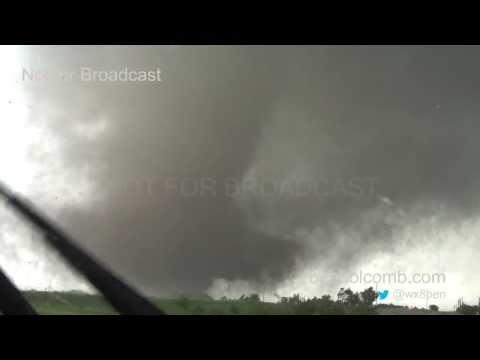 Moore, Oklahoma Tornado from May 20, 2013.