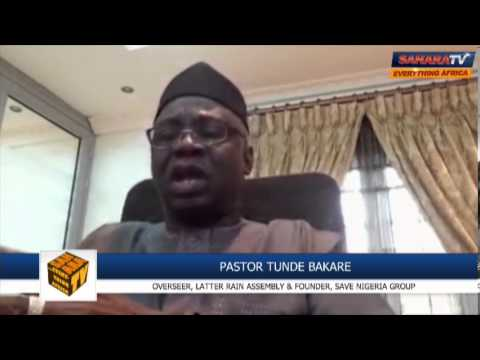 Only Four States In Nigeria Are Viable, Says Pastor Tunde Bakare