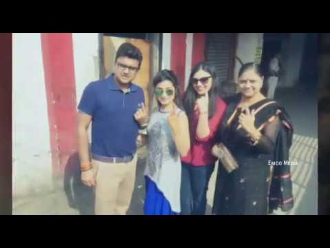Mann Vasanai serial Actress Real Life Family Photos - 18-02-2017