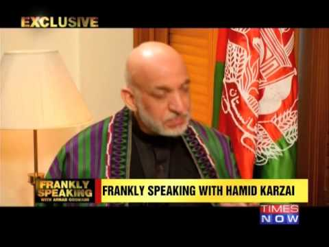 Frankly Speaking with Hamid Karzai - Part 2