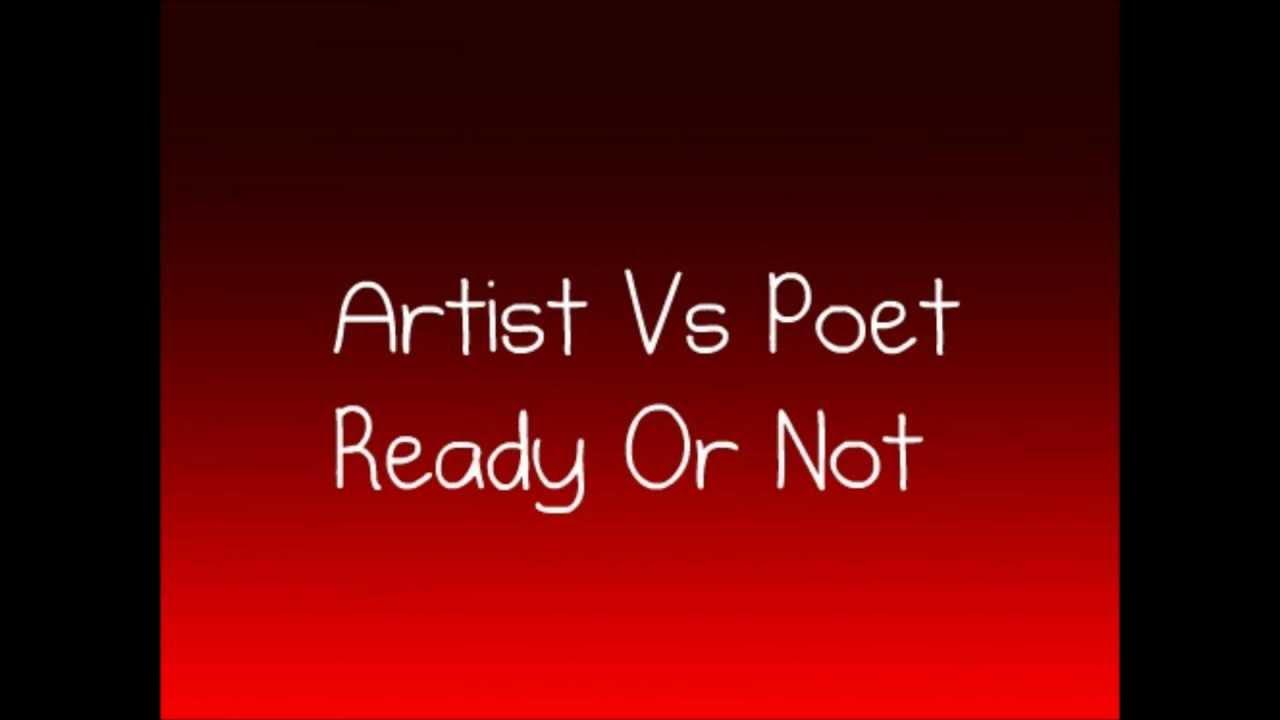 ARTIST VS POET - ALIVE LYRICS - songlyrics.com
