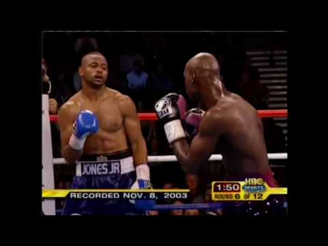 Roy Jones Jr vs Antonio Tarver 1  Part 2