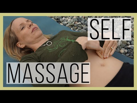 Abdominal Self-Massage for Constipation