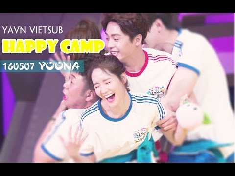 [YoonaVN][Vietsub] 160507 Happy Camp - Yoona