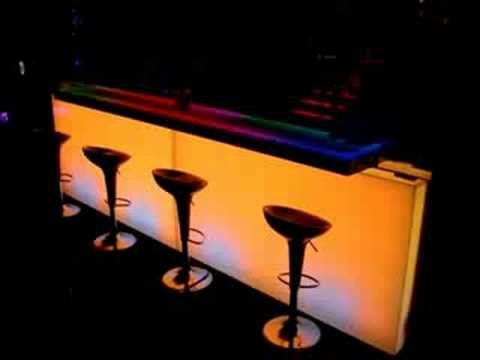 LED Color Changing Bar