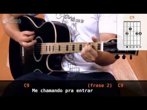 Casa do Pai - Thalles Roberto (aula de violão completa)