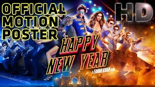 Happy New Year (2014) Official Motion Poster