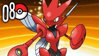 Pokemon Light Platinum Walkthrough Part 8 : Scizor
