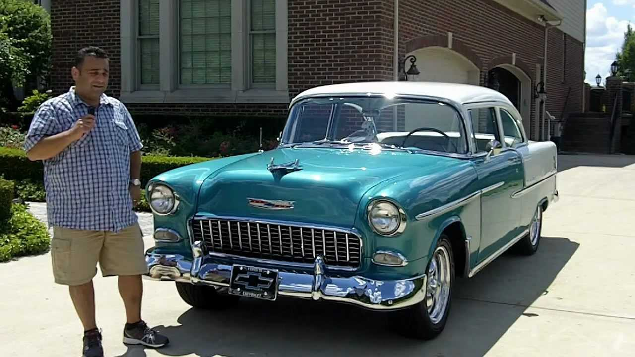 1955 Chevy 210 Post Classic Muscle Car For Sale In Mi