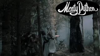 "Monty Python: The Knights Who Say ""Ni!"""