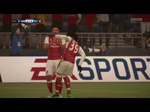We Bleed Blue- Pro Clubs Best Goals Compilation - FIFA 17 (PS4)- Road to Division 1
