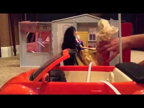 Ken Cheats On Barbie