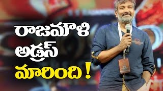 Rajamouli makes his Own Star Family in Tollywood