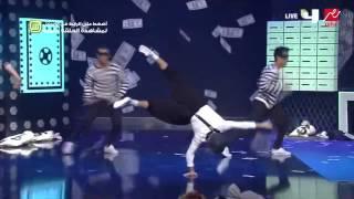 Breakordiecrew - النصف نهائيات - عرب غوت تالنت 3 الحلقة 10