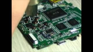 Como soldar y reemplazar componentes de tabletas chinas