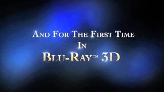 TITANIC Blu-ray 3D Trailer On Blu-ray 3D And 2D NOW