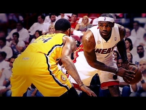 Heat vs. Pacers - 2014 Playoffs Promo