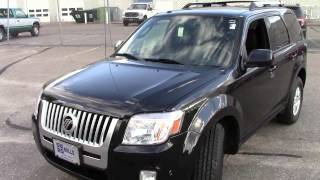 2011 Mercury Mariner 4WD Premier