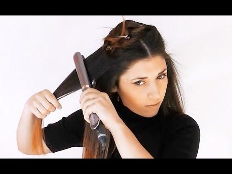 Piastra BaByliss: capelli lisci con una sola passata