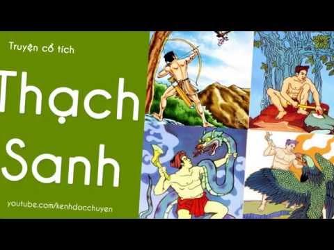 Truyện cổ tích Thạch Sanh và Lý Thông