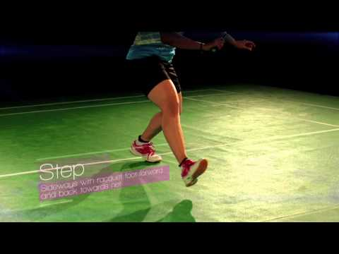 SCBA Train: Vol. 3 Episode 1 | Saina Nehwal Backhand Drive