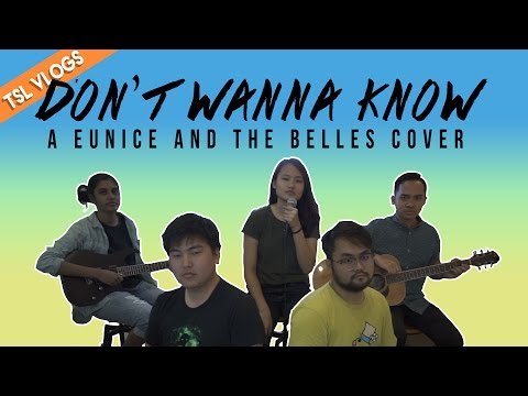 WE MADE AN OFFICIAL TSL BAND AND PLAYED MAROON 5'S DON'T WANNA KNOW | TSL Vlogs | EP 40