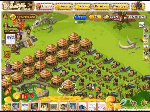 Hướng dẫn farm exp bộ game bộ lạc vui vẻ