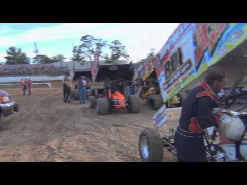 Port Royal Speedway PA Speedweek Highlights 7-05-14