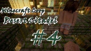 [Coop] Minecraft Desert Citadel. Серия 4 -