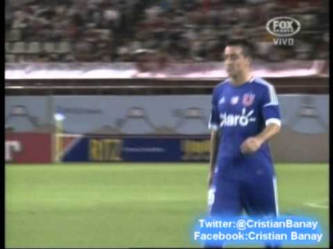 Kashima Antlers vs Universidad Chile (2-2)  (7-6) Suruga Bank 2012 Los penales (1/8/2012)