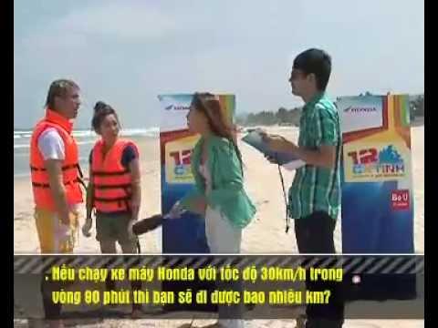 12 Cá Tính Lên Đường Xuyên Việt Vượt Dặm Cùng Sao 2012 _Tập 6_Đà Nẵng