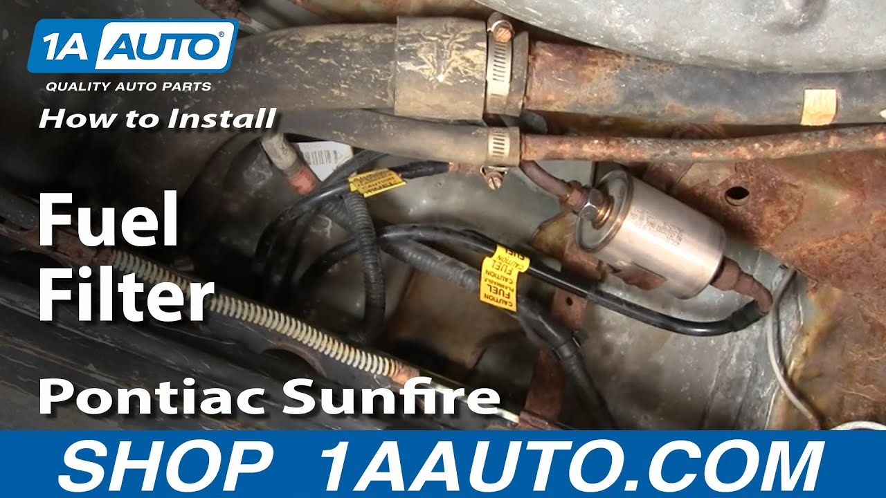 2007 Chevy Tahoe Ffuel Filter Replace And Location on toyota t100 water pump location