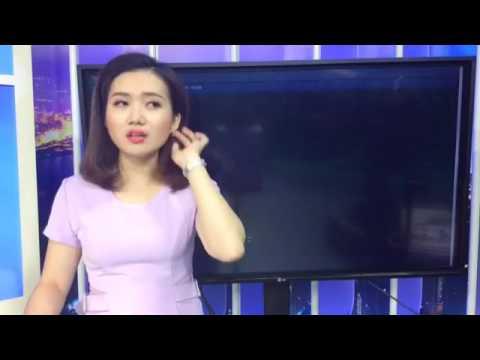 Dự Báo Thời Tiết VTV Ngày Mai 17/6/2017 Tại Miên Bắc, Trung ,Nam - BTV Huyền Dương Livestream