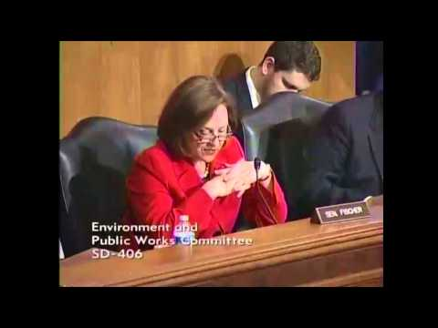 Fischer discusses President's Climate Change Plan at EPW Hearing