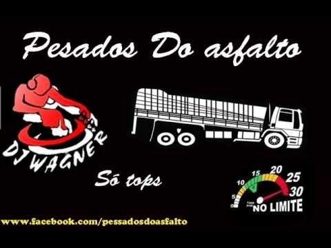 DJ WAGNER  - CDZAO DEDICADO- POSTO DE MOLAS ARAPONGAS - PARANA