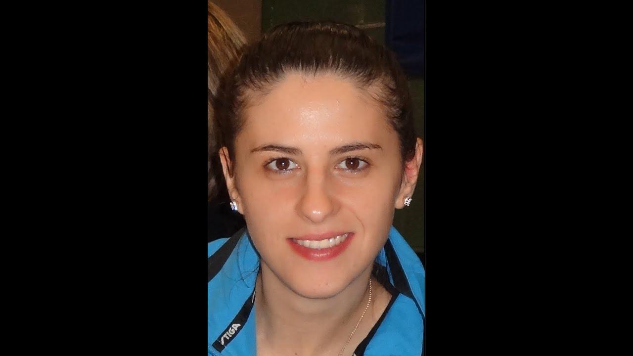 Hommage valeria borza championne de tennis de table - Lys lez lannoy tennis de table ...